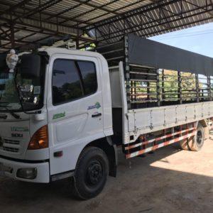 รถรับจ้างขนของนนทบุรีราคาถูก 088-1004370 บริการดี บอกต่อ รถหกล้อรับจ้าง กระบะรับจ้าง