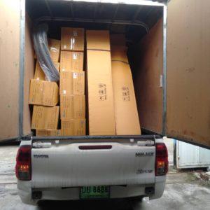 รถรับจ้างชัยภูมิ ย้ายบ้าน ห้องพักราคาถูก กระบะ 6 10ล้อรับจ้างขนของทั่วไป